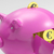 euro in piggy shows currency and investment stock photo © stuartmiles