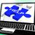 помочь · головоломки · ноутбука · поддержки · веб - Сток-фото © stuartmiles
