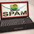 Spam Mail On Laptop Showing Malicious stock photo © stuartmiles