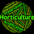 horticulture word represents flower garden and agricultural stock photo © stuartmiles