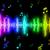 suono · frequenza · grafica · illustrazione · verde · rosso - foto d'archivio © stuartmiles