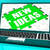 New Ideas On Laptop Showing Innovative Ideas stock photo © stuartmiles