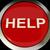 helpen · computer · knop · tonen · hulp · ondersteuning - stockfoto © stuartmiles