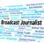 ブロードキャスト · ジャーナリスト · ロビー · アナウンス - ストックフォト © stuartmiles