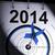 sucesso · 2014 · bem · sucedido · ano · financiar · banco - foto stock © stuartmiles