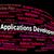 szoftver · fejlesztők · munka · elfoglalt · modern · iroda - stock fotó © stuartmiles