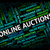 online auctions means world wide web and searching stock photo © stuartmiles