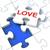 amour · puzzle · affectueux · couples · Romance · mariage - photo stock © stuartmiles