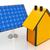 solar panel by house showing renewable energy stock photo © stuartmiles