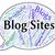 blog · słowo · blogger · stronie · blogging - zdjęcia stock © stuartmiles