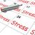 stress · kalender · druk · betekenis - stockfoto © stuartmiles