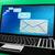 e-mail · laptop · correspondência · assinar · e-mail - foto stock © stuartmiles