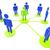 emberek · hálózat · szerver · együttlét · pc · jelentés - stock fotó © stuartmiles
