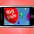 büyük · satış · balonlar · cep · telefonu · azalma - stok fotoğraf © stuartmiles