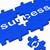 success jigsaw shows achievement of solution stock photo © stuartmiles
