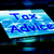 tax advice on phone shows tax help online stock photo © stuartmiles