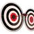 dardo · exitoso · ganar · perfecto · objetivo - foto stock © stuartmiles