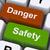peligro · seguridad · claves - foto stock © stuartmiles