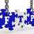 ftp · bestand · overdragen · protocol · woord · vintage - stockfoto © stuartmiles