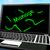 puzzle · laptop · vezetőség · online · internet - stock fotó © stuartmiles