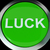 luck button shows lucky good fortune stock photo © stuartmiles