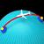 世界的な · 旅行 · 接続性 · 世界中 · ウェブ · 通信 - ストックフォト © stuartmiles