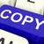 copy keys mean duplicate copying or replicate stock photo © stuartmiles