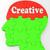 kreatív · eredeti · ötletek · művészi · dizájnok · elme - stock fotó © stuartmiles