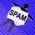 spam · mensagem · eletrônico · e-mail · caixa · de · entrada - foto stock © stuartmiles