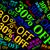 harminc · százalék · el · mentés · szavak · jelentés - stock fotó © stuartmiles