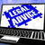 правовой · совет · ноутбука · консультация · интернет · веб - Сток-фото © stuartmiles