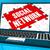 Social Network On Laptop Showing Online Communications stock photo © stuartmiles