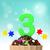 aantal · veertig · partij · verjaardagsfeest · viering · tonen - stockfoto © stuartmiles