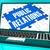 ノートパソコン · を · キーを押します · ウェブ · マーケティング - ストックフォト © stuartmiles