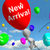 new arrival balloons showing latest products collection stock photo © stuartmiles