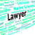 lawyer job represents legal practitioner and advocate stock photo © stuartmiles