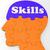 beyin · yetki · eğitim · öğrenme - stok fotoğraf © stuartmiles