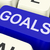 goals key shows objectives aims or aspirations stock photo © stuartmiles