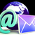 world email shows global correspondence post online stock photo © stuartmiles