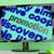 promotie · woord · reclame · campagne · speciaal · deal - stockfoto © stuartmiles