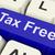 tax free key means untaxed stock photo © stuartmiles