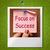 focus on success photo shows achieving goals stock photo © stuartmiles