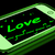 Love On Smartphone Showing Romantic Text Messages stock photo © stuartmiles
