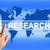 pesquisa · mapa · internet · investigador · experimental - foto stock © stuartmiles