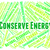 conserve energy represents power save and preserves stock photo © stuartmiles