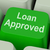 kölcsön · alkalmazás · elismert · mutat · kredit · megállapodás - stock fotó © stuartmiles