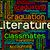 literature word indicates non fiction and words stock photo © stuartmiles
