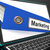 marketing · file · laptop · pubblicità · piani · vendite - foto d'archivio © stuartmiles