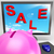 sale on monitor showing clearances stock photo © stuartmiles