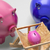piggy family shows planning protection and savings stock photo © stuartmiles